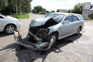 «Пальму первенства» по авариям в Приморье держит перекрёсток города Арсеньев