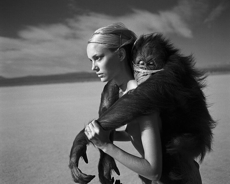 Photographer Michel Comte.Джеми Ришар (Jamie Rishar)