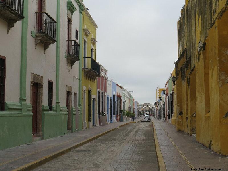 Мексика, Кампече _300.JPG