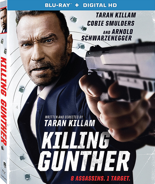Убить Гюнтера / Killing Gunther (2017/BDRip/HDRip)