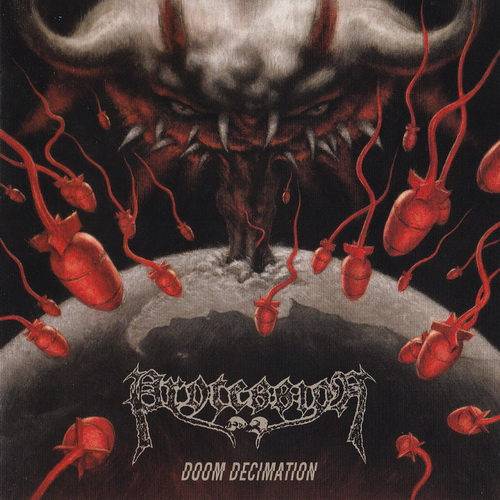 Procession - 2017 - Doom Decimation [HR Rec., HRR 666 CD, Germany]