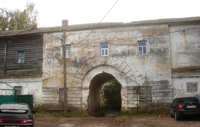 Тюремный замок в Стародубе