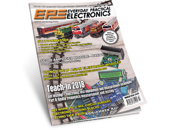 Everyday Practical Electronics №3 2018