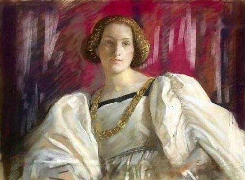 Edwin Austin Abbey (American, 1852-1911), Desdemona