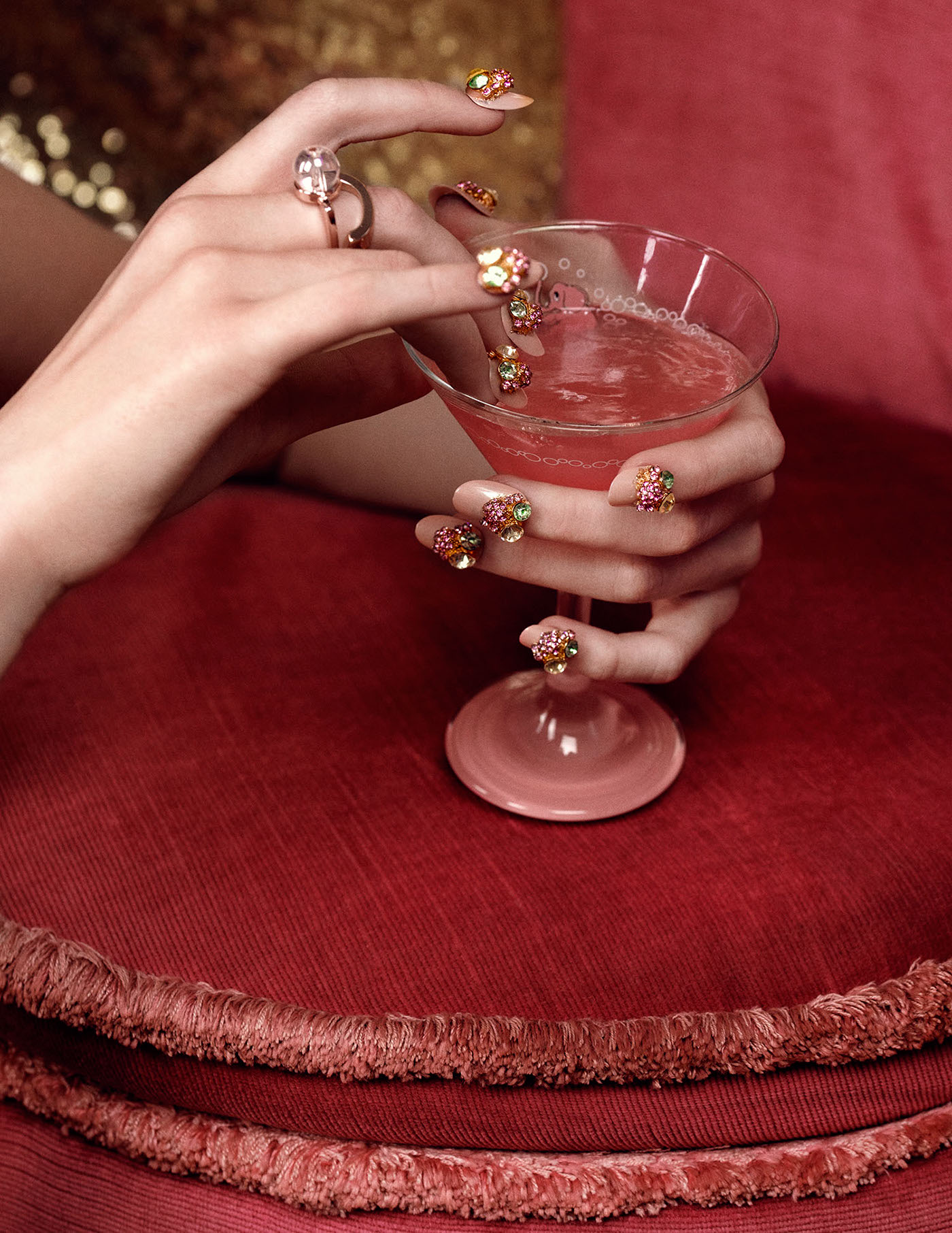 Margarita для издания Cabinet De L'Art Magazine / фото Marina Dean-Francis