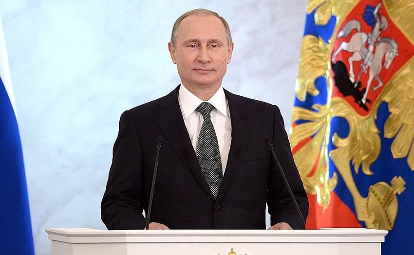 Путин подписал закон определах прав иобязанностей налогоплательщиков