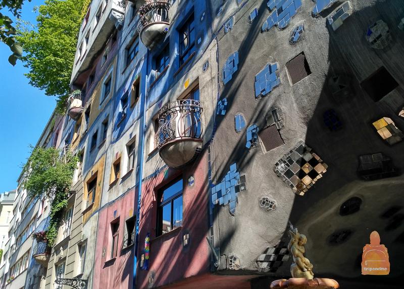 Обзорная экскурсия по Вене с посещением дома Хундертвассера