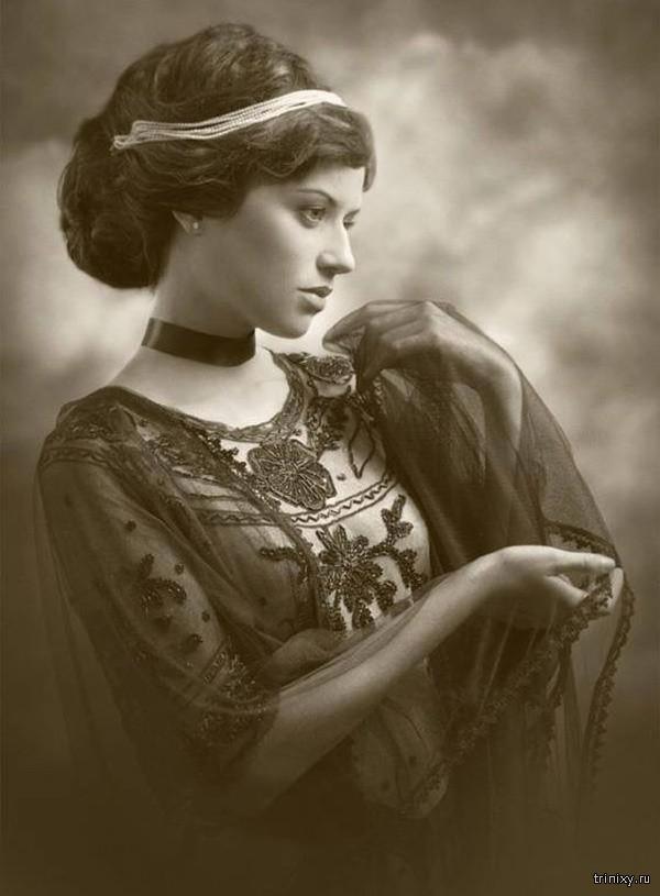 0 18132b 4a986f99 orig - Красотки на столетних фотографиях