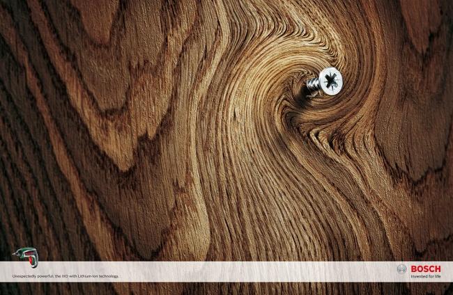© Bosch      Иникто неузнает, что выели