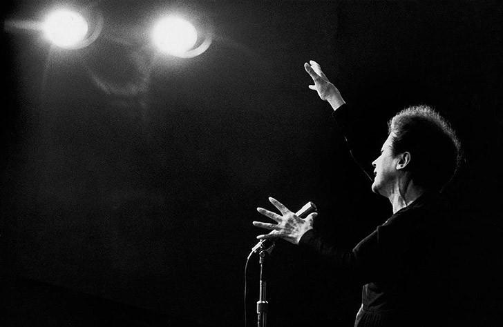 17. В 1954 году Эдит снялась в историческом фильме «Если мне расскажут о Версале». Чуть позже у нее