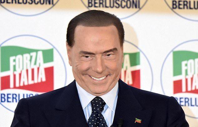 Бывший премьер-министр Италии сможет поработать в музее мадам Тюссо (8 фото)