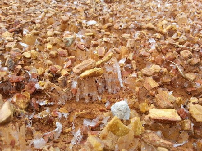 © helper2077/reddit.com      Вода вреке Чикаго повторно замерзла, врезультате че