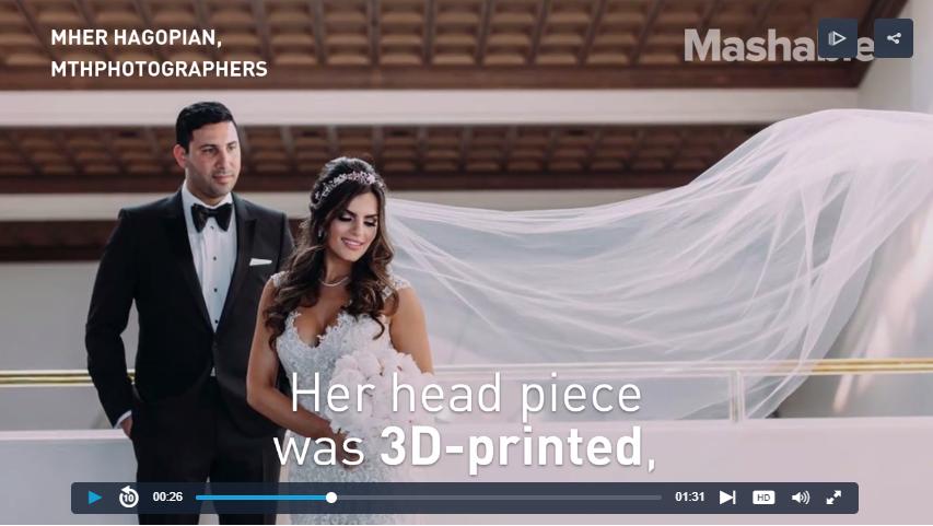 Дроны предприниматель провод свадьба селфи техника