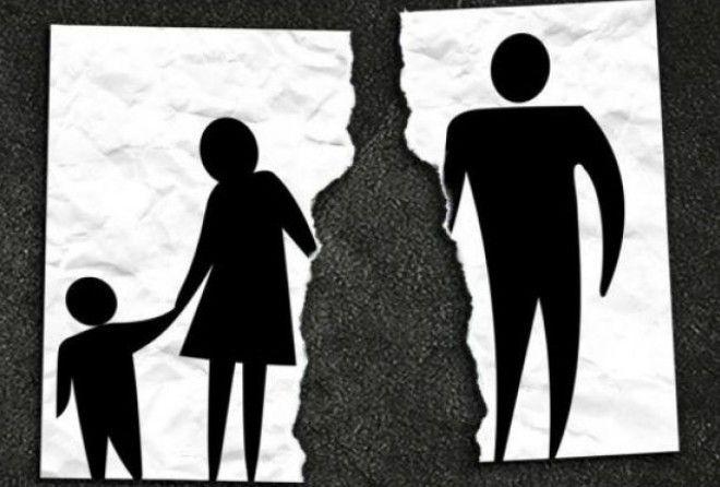 Тревожные сигналы о распаде семейных отношений (1 фото)