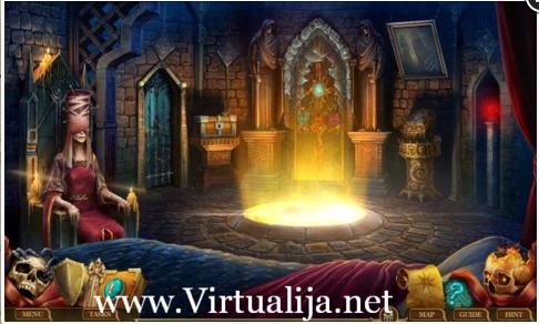 Тайны духов 10. Последняя королева огня