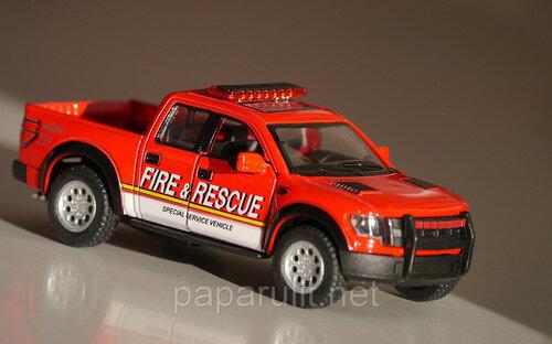 кинсмарт форд пожарная