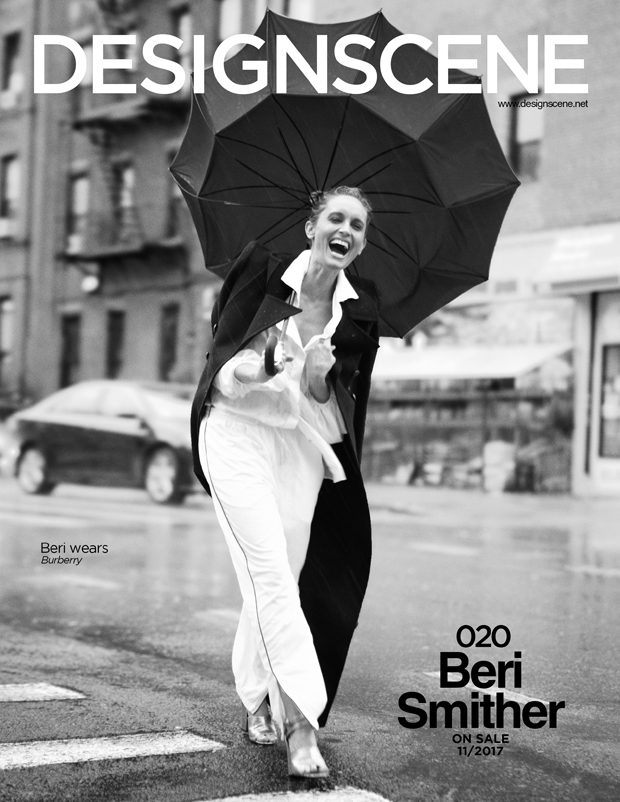 BERI SMITHER For DESIGN SCENE #020 COMING SOON (1 pics)