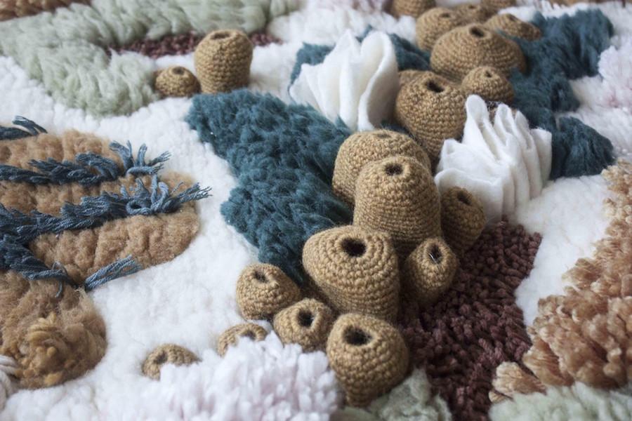 Beautiful Nature Based Textile Art