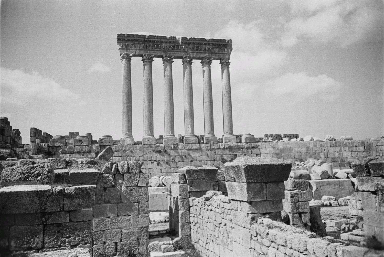Храмовый комплекс. Руины храма Юпитера