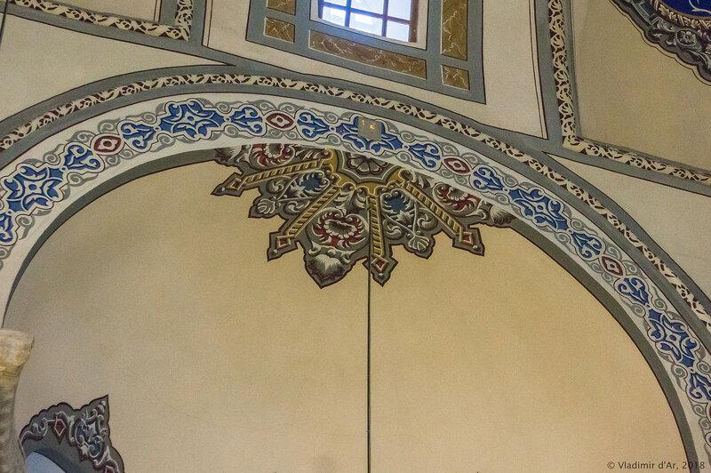 Церковь Святых Сергия и Вакха - Малая Айя-София