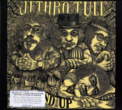 Jethro Tull - Stand Up [Collectors Edition] (1969) APE
