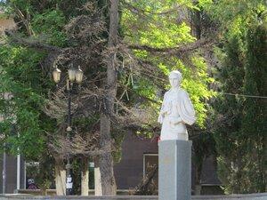 Балаклава, памятник Лесе Украинке