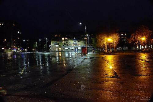Фото города Инта №7212  Горького 1 и Бабушкина 1 10.09.2014_20:02
