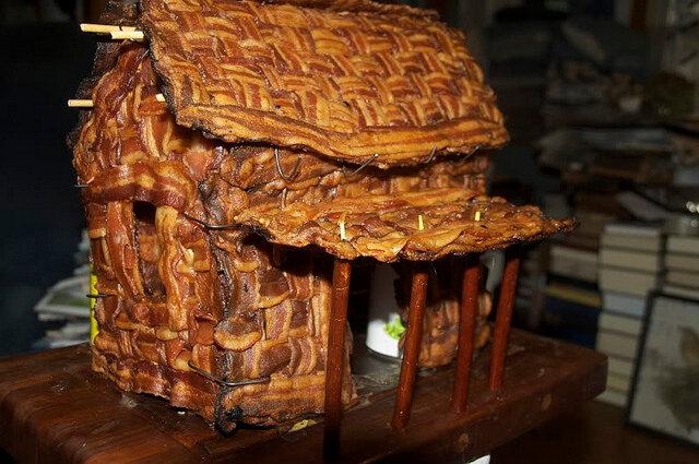 Беконный дом