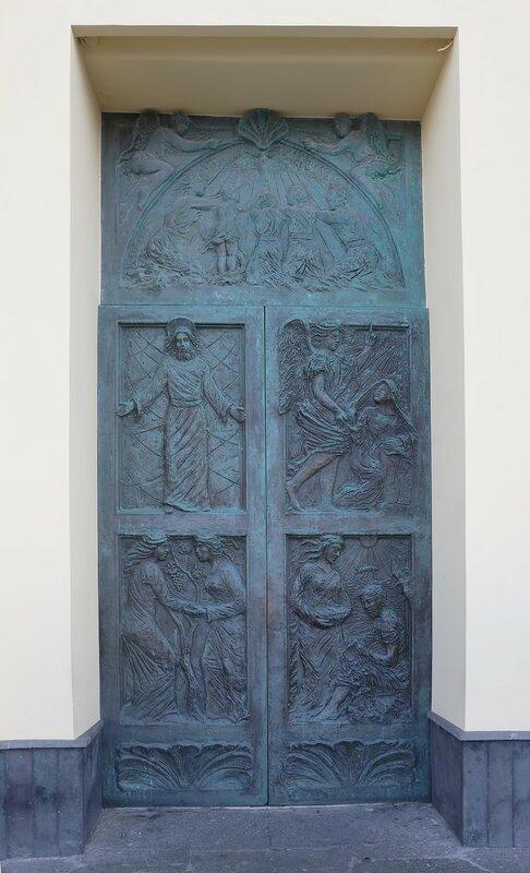 Искья, Лакко Амено. Церковь Санта Мария делле Грацие (Сhiesa di Santa Maria delle Grazie)