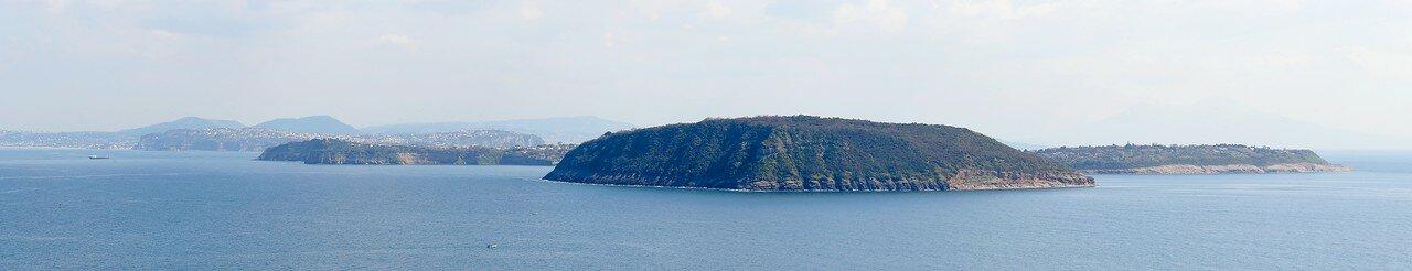 the Islands of vivara and Procida