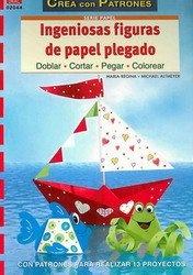 Книга Ingeniosas Figuras de Papel Plegado