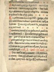 Книга Трéбник, Монастырь Милешева