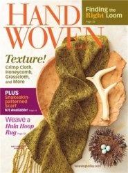 Журнал Handwoven - May / June 2015