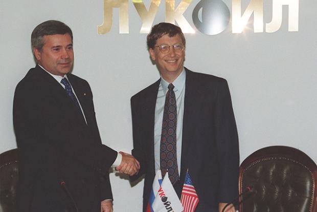 Президент НК «Лукойл» Вагит Алекперов