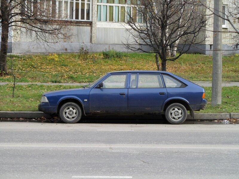3 Москвич-2141.20131019 IMG_2697.JPG