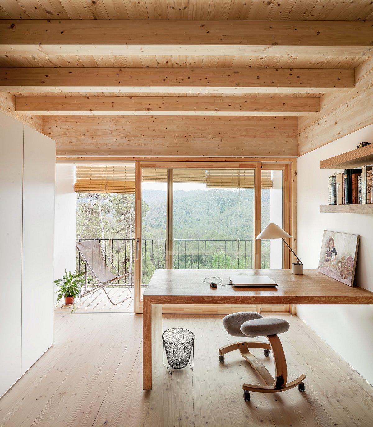 Alventosa Morell Arquitectes, лучшие экологические дома, экологические деревянные дома, House LLP, экологические дома мира, лучшие экологические дома