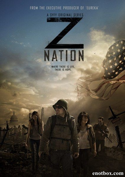 Нация Z / Z Nation - Полный 1 сезон [2014, WEB-DLRip | WEB-DL 1080p] (LostFilm)