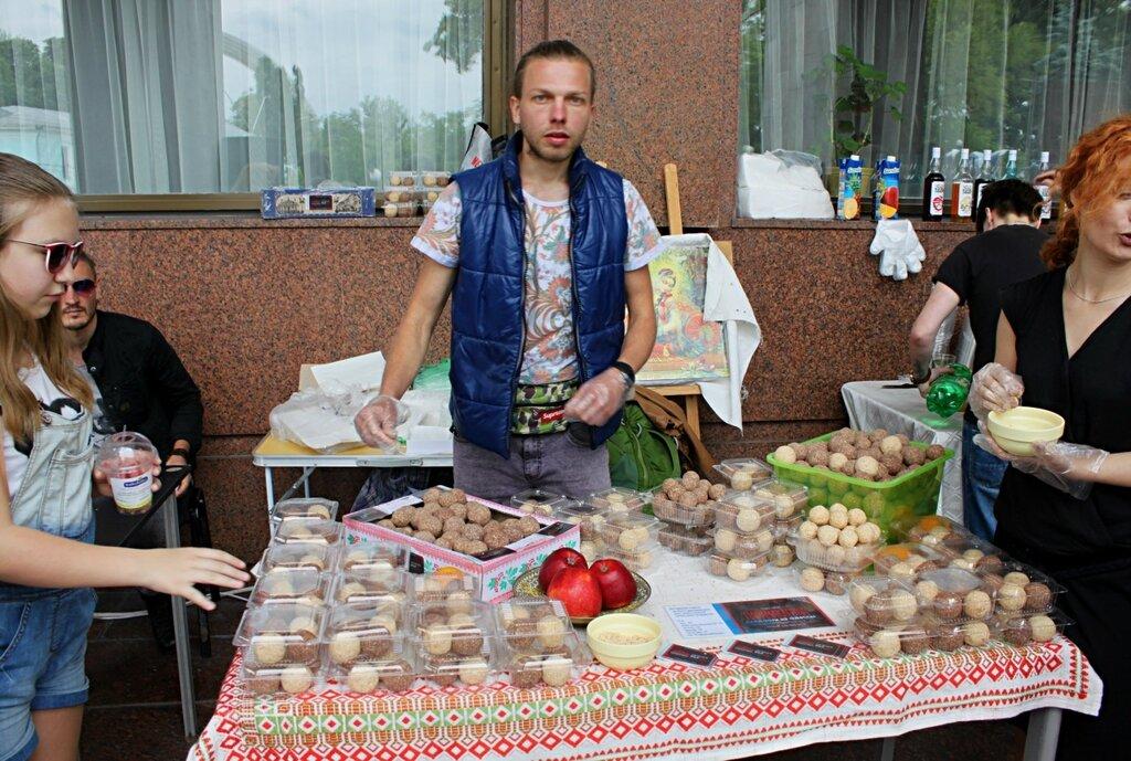 Сладости из Одессы