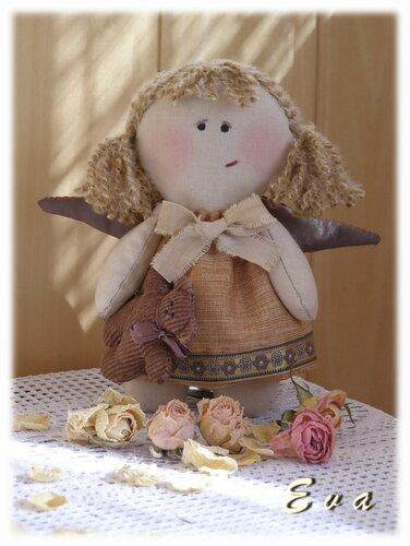 Осенний ангелочек... 6