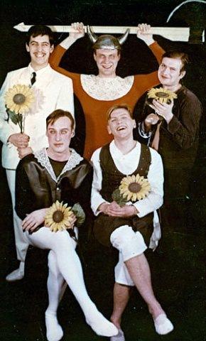 НОМ - Relics (1987 - 1997)