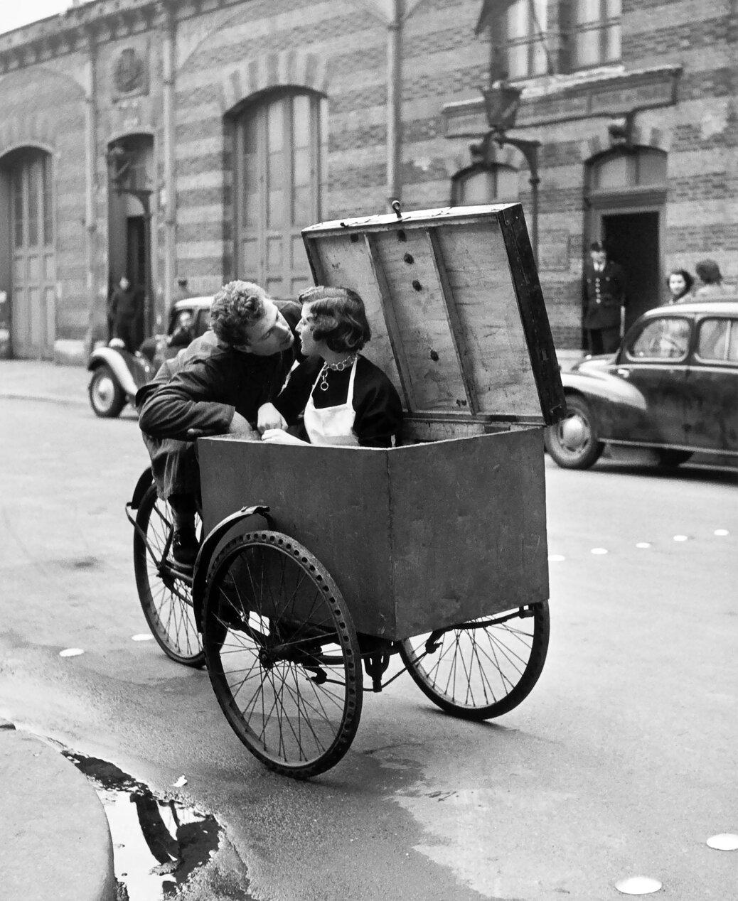 1950. Поцелуй Блотто