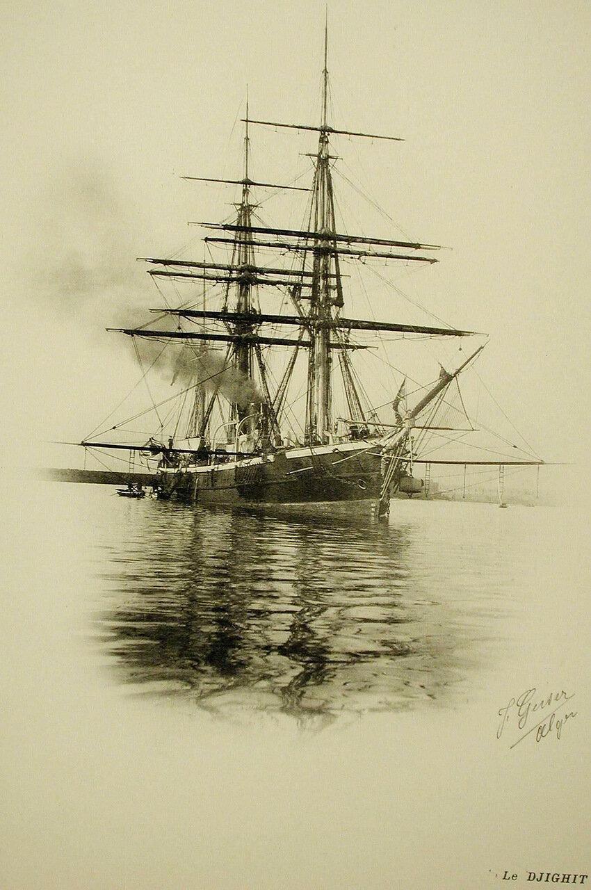 18. Вид судна «Джигит»