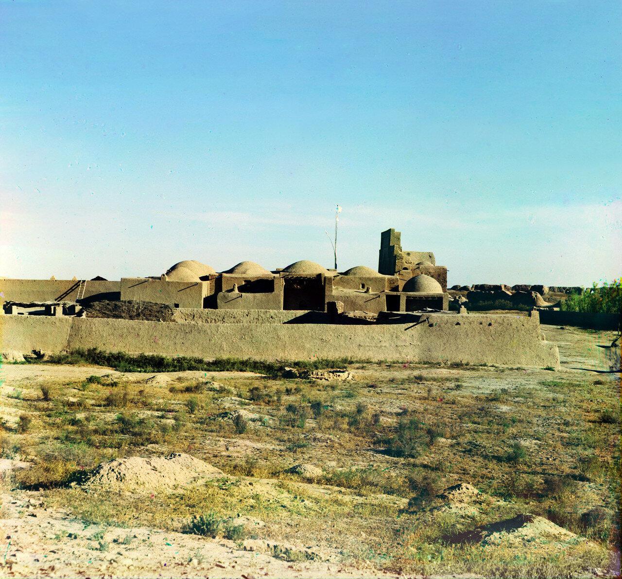Древний Мерв. Мечеть-мавзолей Юсуфа Хамаданского