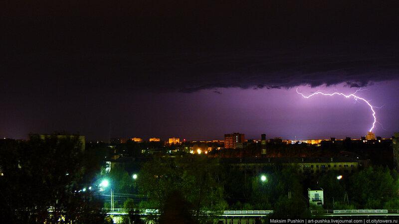 Гроза в В.Новгороде