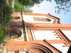 Петербург. Выборгское католическое кладбище и костел Посещения Пресвятой Девы Марии. 1856-59,1878-79