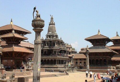 Катманду, Патан