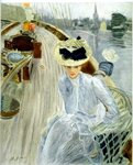 Rêverie (Daydream) 1901