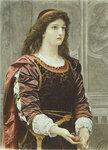 Silvia. 1888. Source: Shakespeare Illustrated