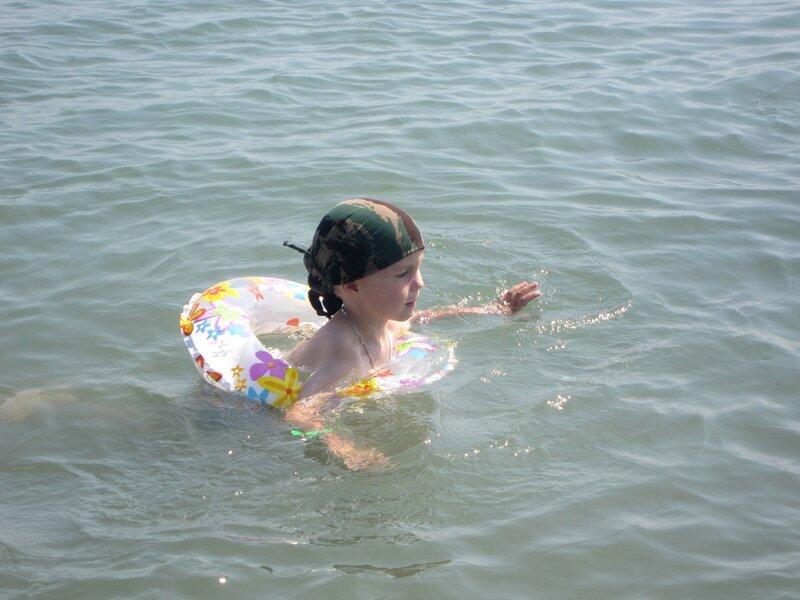 Первые минуты на KUBANA-2010
