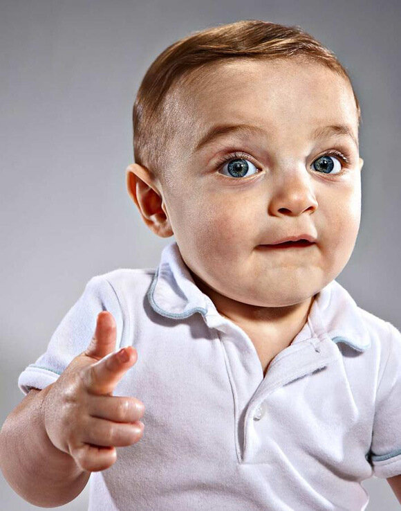 фото портреты детские